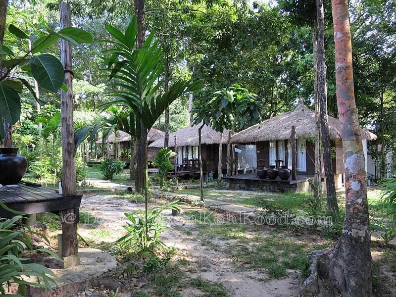 Superior Garden Bungalow - Koh Kood Resort