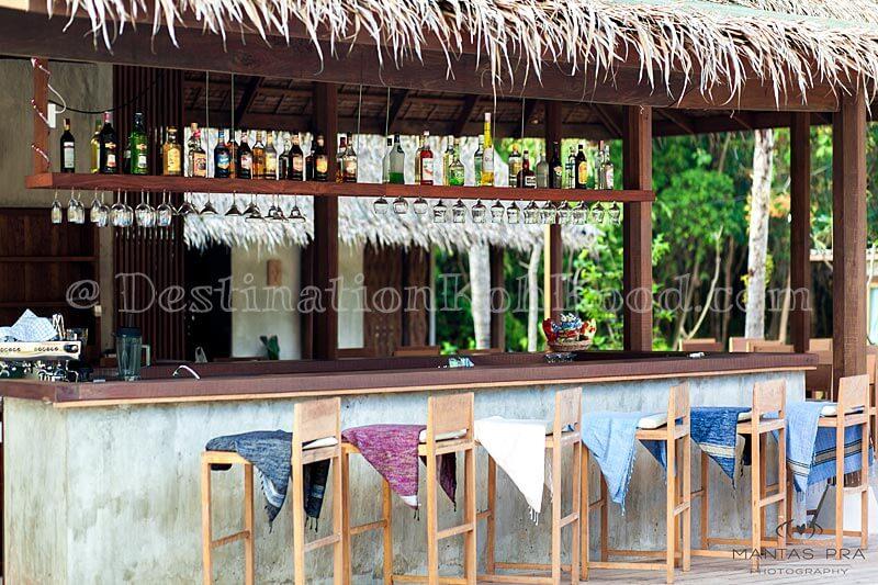 Cocktail Bar - Jungle Koh Kood Resort