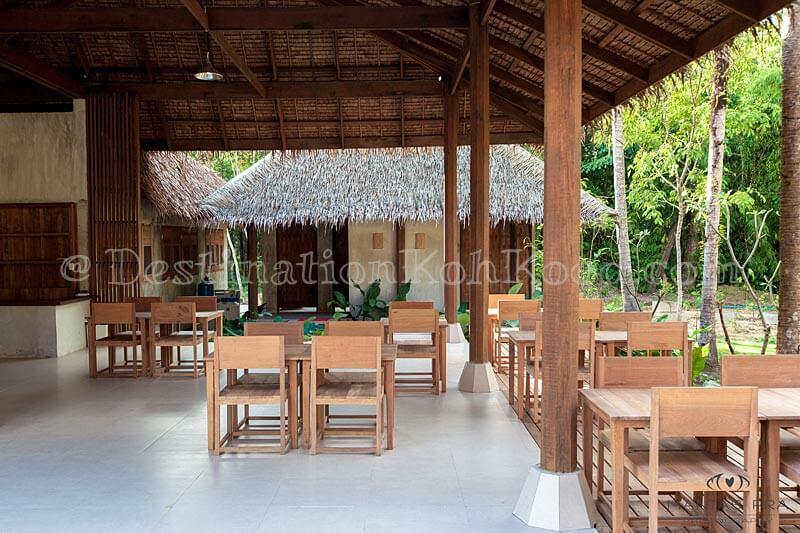 Restaurant - Jungle Koh Kood Resort