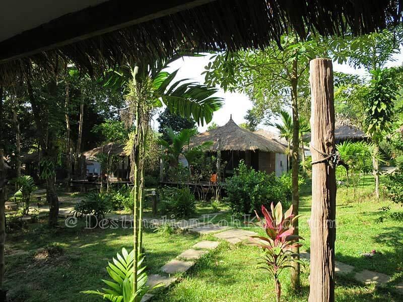 Superior Garden Bungalow (View) - Koh Kood Resort