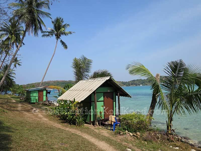 Bamboo Sea Huts - Sand and Sea