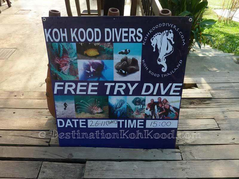 At Koh Kood Resort - Bang Bao Bay