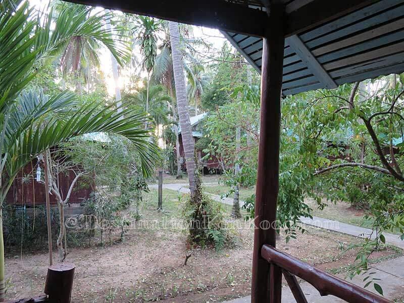 View from Room C - Koh Kood Cabana