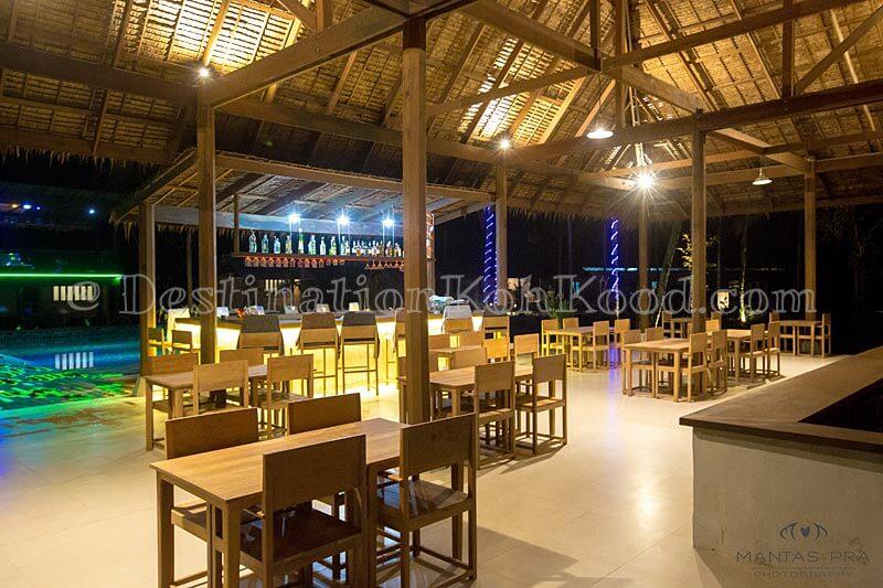 Restaurant / Cocktail Bar - Jungle Koh Kood Resort