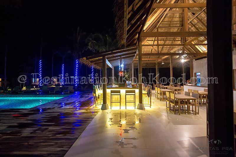 Restaurant | Swimming Pool | Cocktail Bar - Jungle Koh Kood Resort